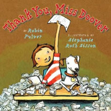 Thank You, Miss Doover! cover